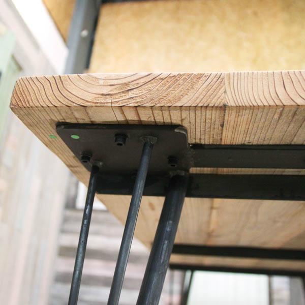 R(アール)シリーズ 4つ脚ダイニングテーブル R145