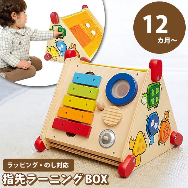 なが〜く遊べる!楽しく身につく遊びが6種類! 指先ラーニングBOX IM-30090 エデュテ Edute