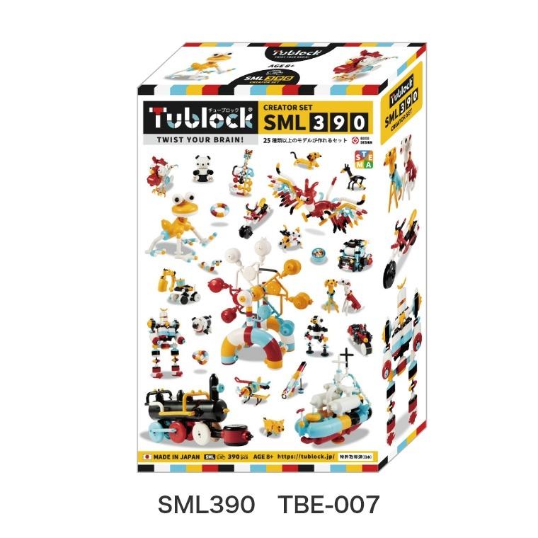 Tublock クリエーターセット SML390 TBE-007
