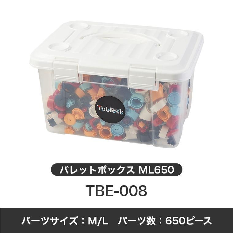 Tublock パレットボックス SML1720 TBE-008