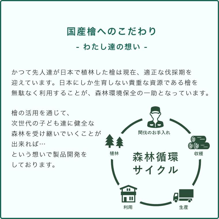 ひのきのチップで作られた自然の消臭剤 ひのきサシェ (消臭/抗菌/防虫/除湿)