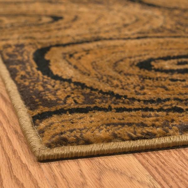 ラグ アフィニティコレクション ティンバーロッジ スキャッター 57×90cm Timber Lodge