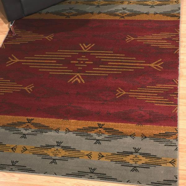 ラグ アフィニティコレクション ネイティブスカイ ルームサイズ 160×220cm Native Skye