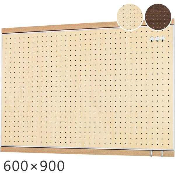 フック付き有孔ボード 600×900mm