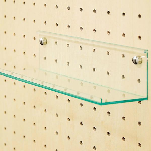 有孔ボード用 シェルフ