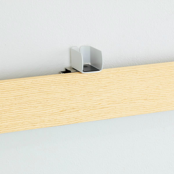 ウォールラック(壁面収納) 長押ラックD50用 ものほし金具 オリジン