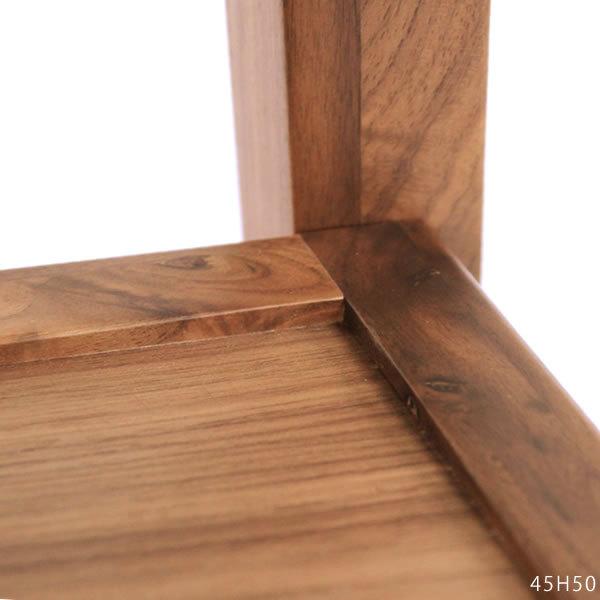 ブルーノ サイドテーブル 45H40
